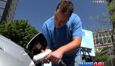 В американском Портленде открыли квартал для электромобилей