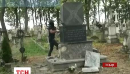 У Польщі зруйновано пам'ятник воїнам УПА