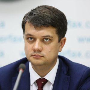 """Для """"Слуги народа"""" досрочные выборы в ВР являются третьим туром выборов президента – Разумков"""