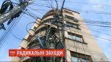 Мер румунського міста залишив центр без світла, телефонного зв'язку та Інтернету
