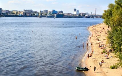 На 14 пляжах Киева обнаружили кишечную палочку: перечень