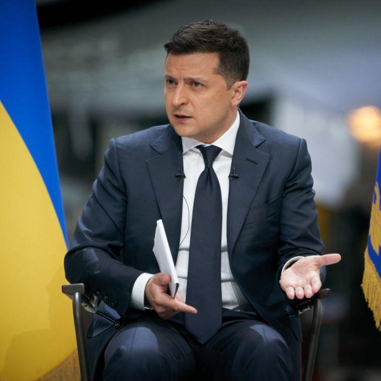 """Зеленський просить США дати чітку відповідь """"так"""" чи """"ні"""" щодо ПДЧ в НАТО для України"""