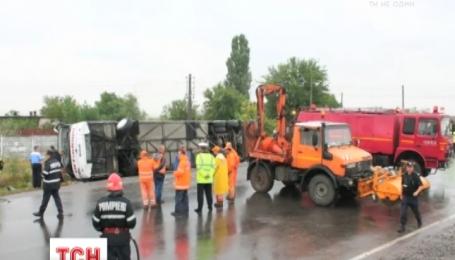 Кількість жертв смертельного ДТП в Румунії зросла до чотирьох людей