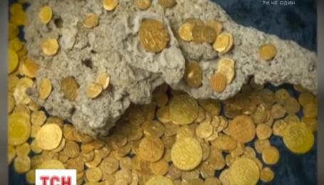 У берегов Флориды обнаружено золото из испанских галеонов на 4,5 млн долларов