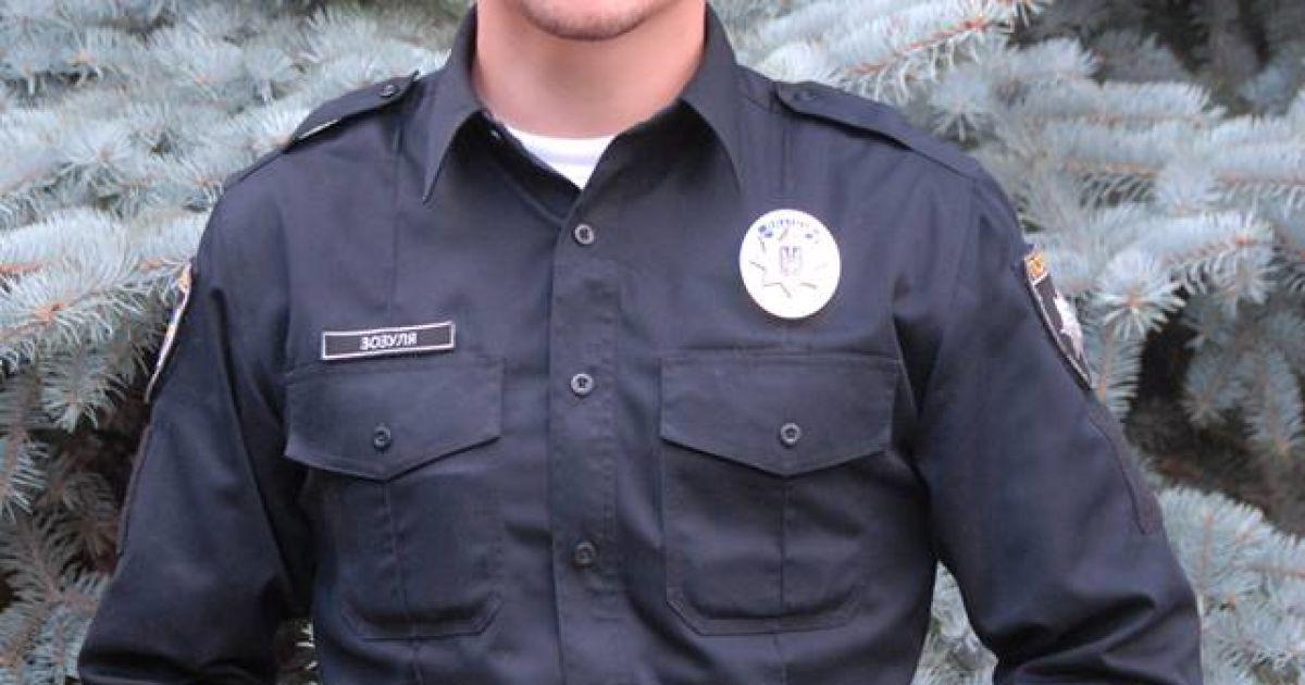 Зозуля стал главным полицейским Львова