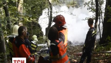 В результате столкновения самолетов в Словакии погибли 7 человек