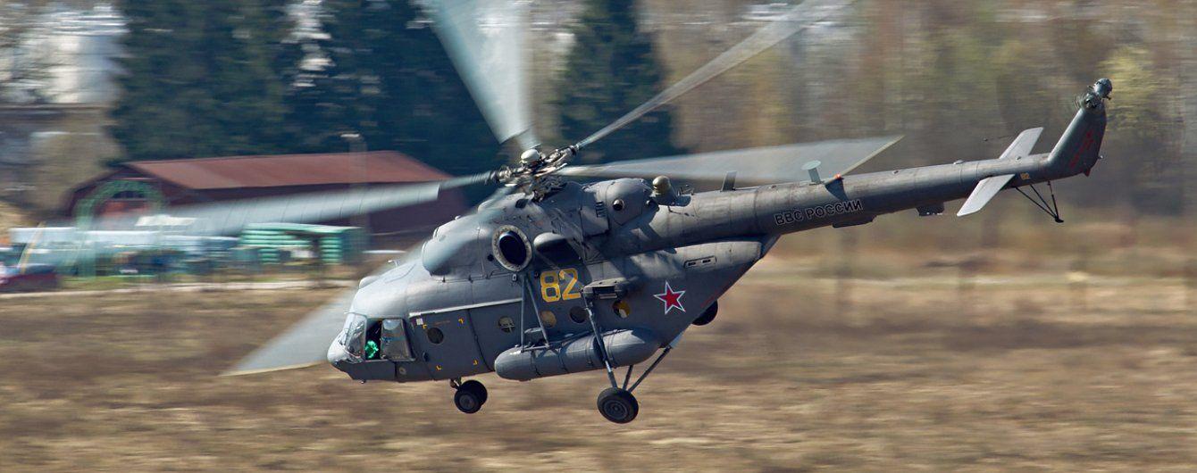 У РФ зазнав аварії вертоліт, є загиблі