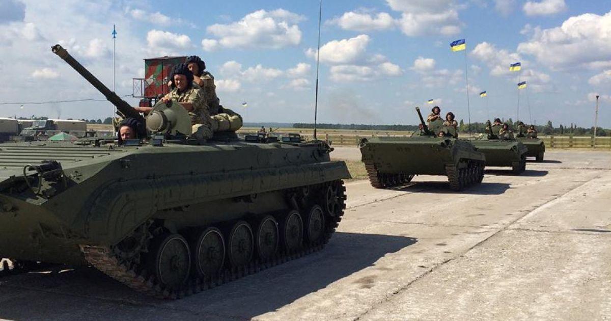 Киевский бронетанковый завод побил собственный рекорд по изготовлению боевой техники. Инфографика