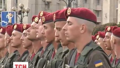 Вечерняя репетиция парада ко Дню Независимости напугала киевлян