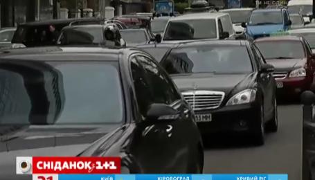 Владельцы автомобилей будут платить до 25 тысяч гривен налога