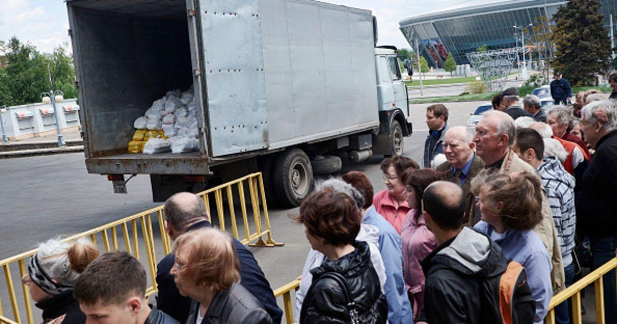 Министр агрополитики предупредил об угрозе голода в оккупированном Донбассе