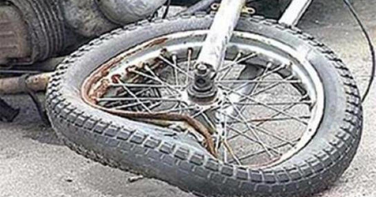 На Киевщине пьяный парень сбил мать с двумя детьми