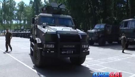 Последние автомобильные разработки для украинской армии