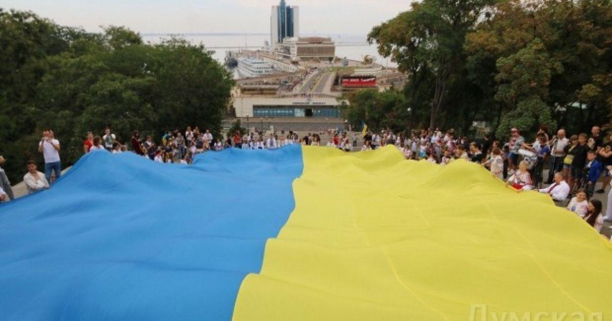 Пароль единства: как День флага с некогда очень формального официоза стал настоящим праздником для украинцев