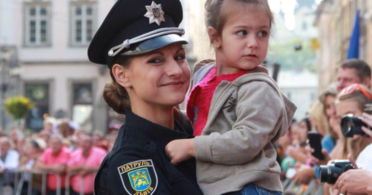 Львовская новая полиция приняла присягу