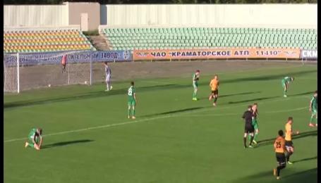 Авангард - Александрия - 1:3. Большой футбол на Донбассе