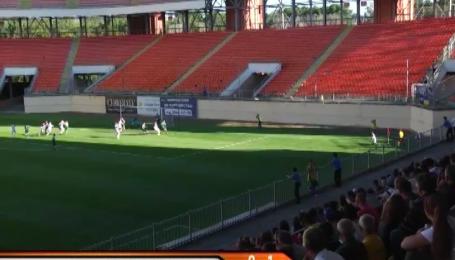 Суми - Оболонь-Бровар - 0:1. Відео кубкового матчу