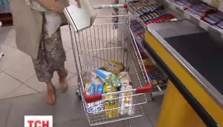 В українців може з'явитися новий споживчий кошик ціною у 7 тисяч гривень