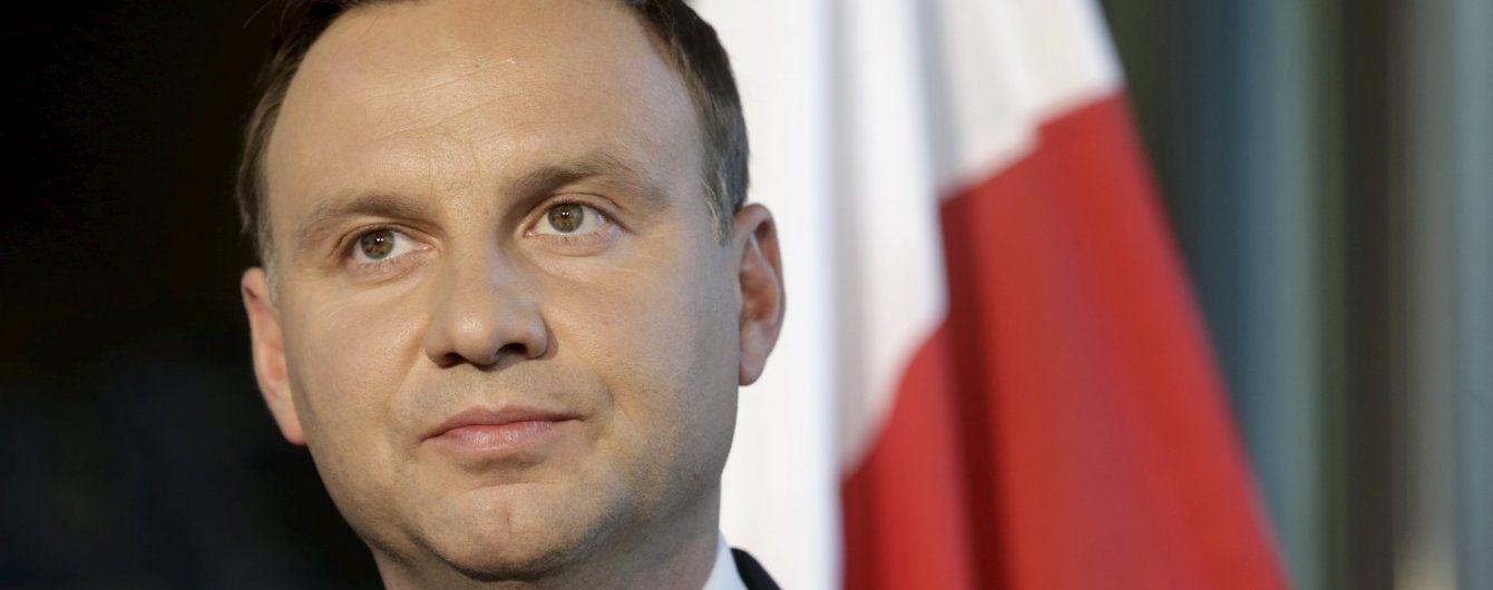 Президент Польщі скасував рішення про призначення нового посла в Україні