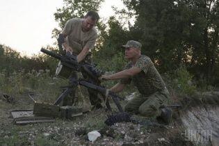 Боевики весь день палили по окрестностям Мариуполя. Хроника АТО 27 августа
