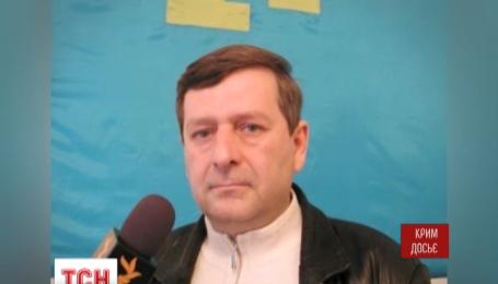 Заступника голови Меджлісу Ахтема Чийгоза триматимуть під арештом до 19 листопада