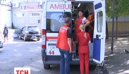 Лікарям вдалося стабілізувати стан 9-річного Сергійка, який підірвався на снаряді на Донеччині