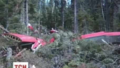 В Канаде разбился самолет с туристами
