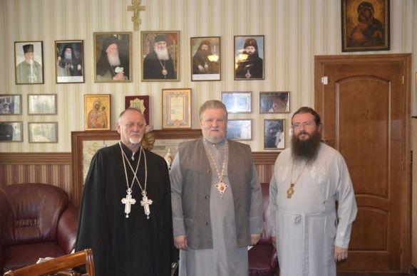 Свято-Миколаївський чоловічий монастир перейшов до Карпатської єпархії УАПЦ