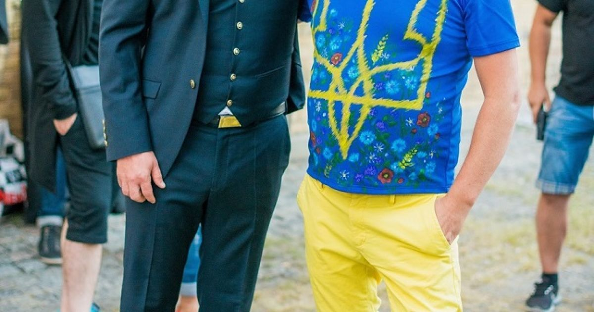 """1+1"" поздравил Украину с Днем Независимости патриотическим концертом @ пресс-служба канала ""1+1"""