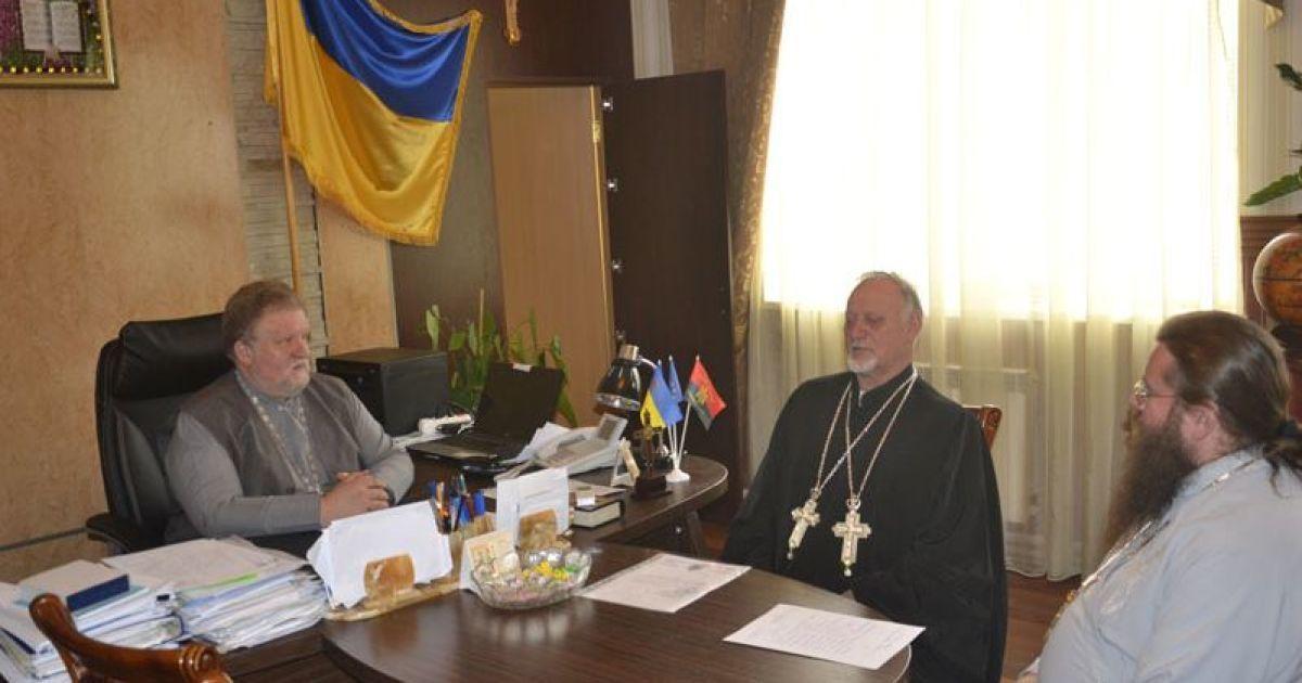 На Закарпатті монастир відмовився від Московського патріархату