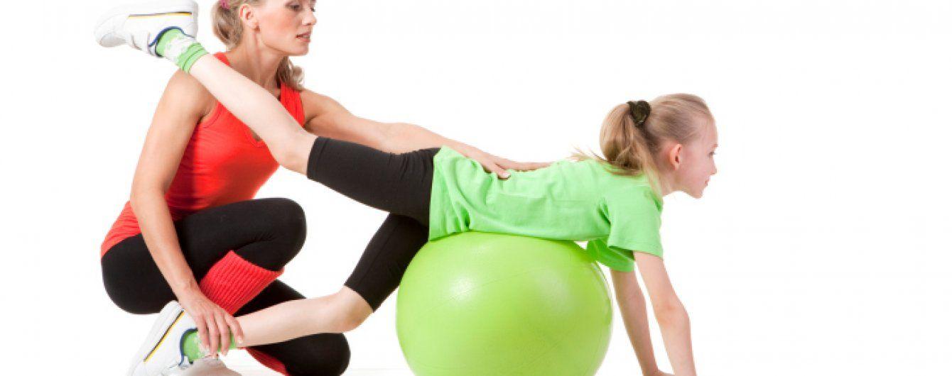 Комплекс упражнений для укрепления спины младших школьников