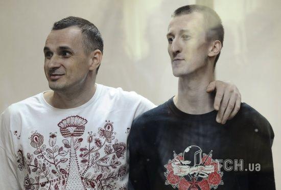 """""""Не впадай у відчай, імперії не вічні"""". Політв'язень Кольченко написав листа Сенцову"""