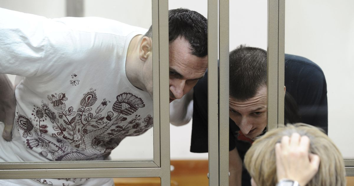 Сенцову и Кольченко объявили приговор
