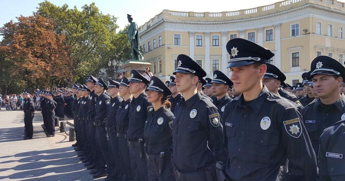 В патрульной полиции назвали город-рекордсмен по правонарушениям
