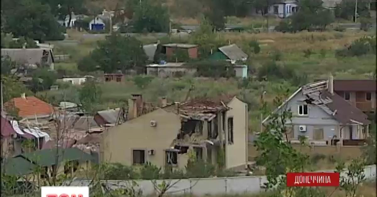 Морпехи в Широкино считают АТО войной за украинскую независимость