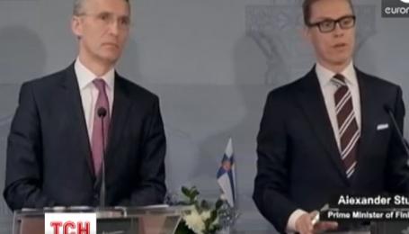 Фінляндія не зможе захистити країни Балтії від потенційної зовнішньої агресії