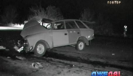 Девять пассажиров пострадали в аварии на Николаевщине