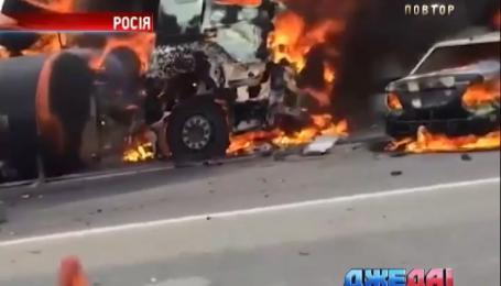 Подборка сногсшибательных аварий из мировых дорог