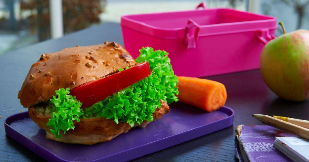 Школьный обед, что давать ребенку в школу, питание школьника, здоровое питание школьника, перекус в школе