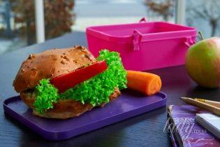 Какую еду давать ребенку с собой в школу