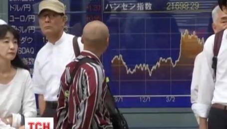 Азійські біржі дарують надію для світової економіки