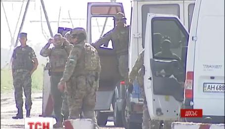 Боевики сегодня отдали двенадцать пленных украинских воинов