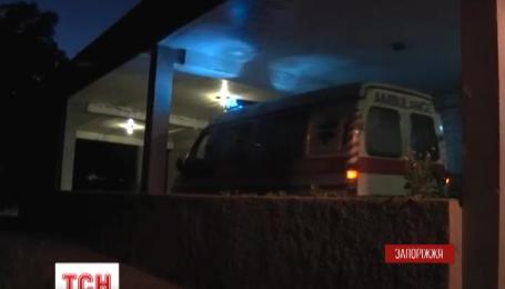 У Запоріжжі п'яний водій на пішохідному переході збив п'ятьох людей