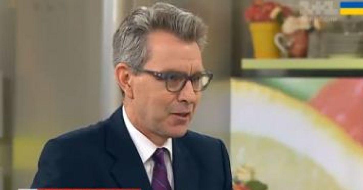 """Посол США в Украине Пайетт признался, что является фанатом """"Океана Эльзы"""""""