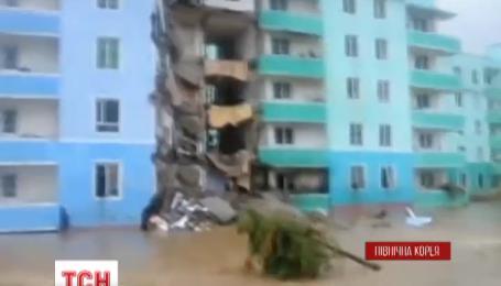 Мощный ливень на востоке Северной Кореи унес жизни 40 человек