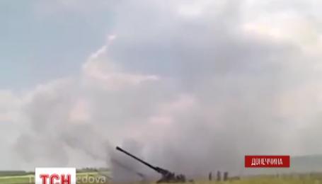 За добу бойовики 109 раз обстріляли сили АТО