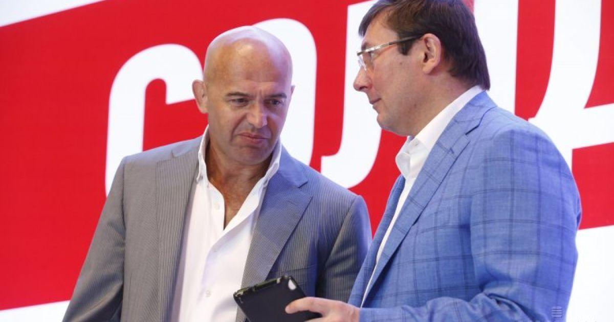 Кличко стал лидером объединенной партии @ УНИАН