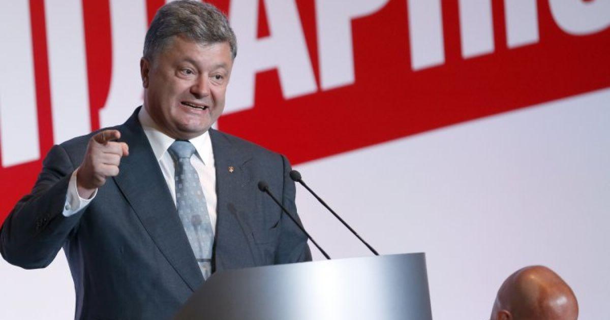 Порошенко анонсирует еще одни выборы и новая должность Кличко. 5 главных новостей дня