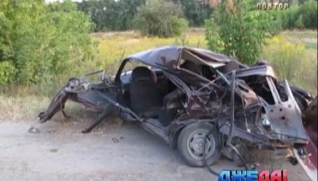 В Хмельницкой области в ДТП погибли двое подростков