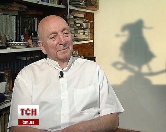 Помер відомий український мультиплікатор Давид Черкаський